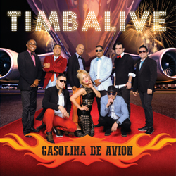 CD-Cover: Gasolina De Avion