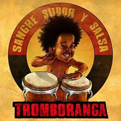 CD-Cover: Sangre, Sudor y Salsa
