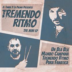 CD-Cover: Tremendo Ritmo