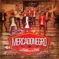 CD-Cover: La Salsa Es Mi Vida