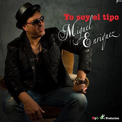 CD-Cover: Yo Soy El Tipo