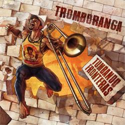 CD-Cover: Tumbando Fronteras
