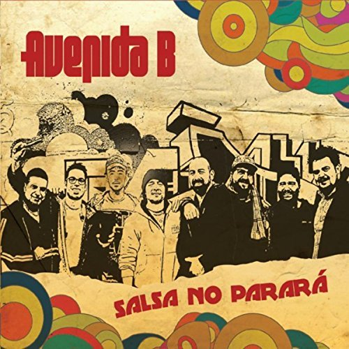 CD-Cover: Salsa No Parará