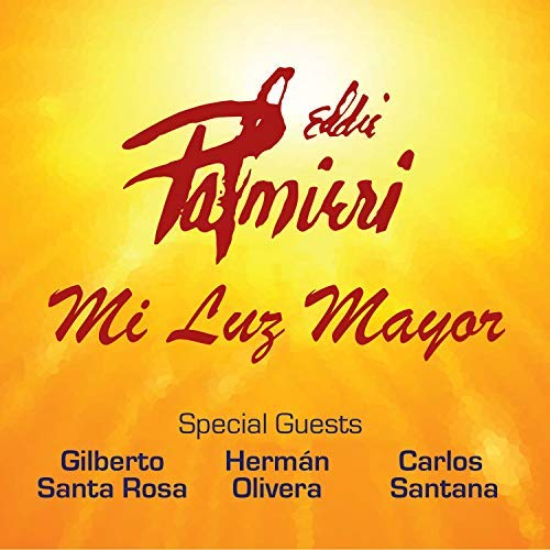 CD-Cover: Mi Luz Mayor
