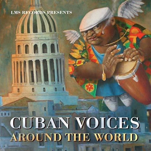 CD-Cover: Cuban Voices Around The World