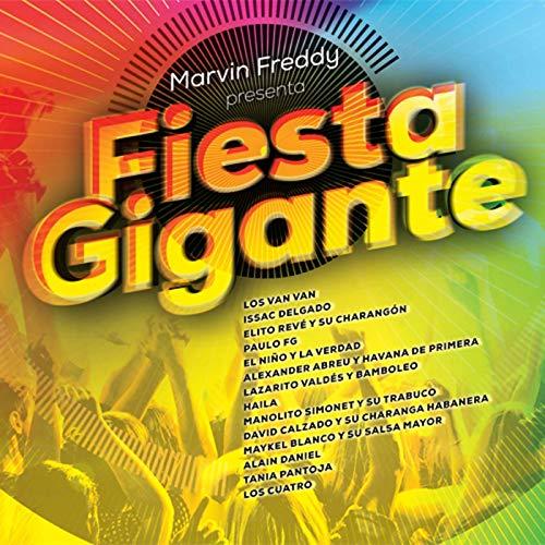 CD-Cover: Fiesta Gigante