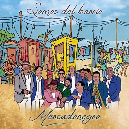 CD-Cover: Somos Del Barrio