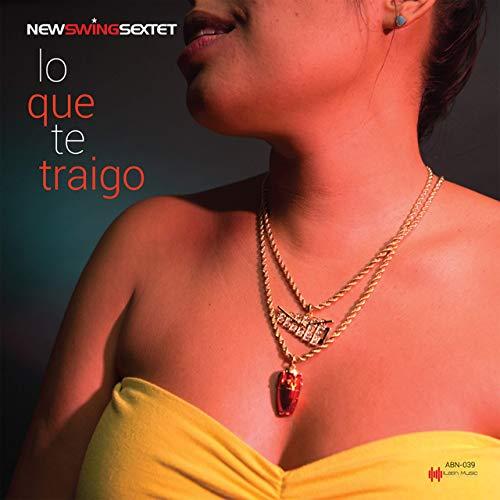 CD-Cover: Lo Que Te Traigo
