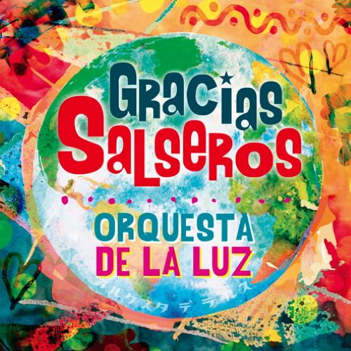 CD-Cover: Gracias Salseros