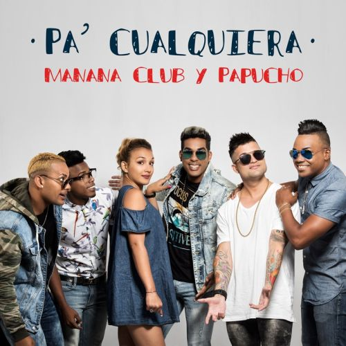 CD-Cover: Pa' Cualquiera