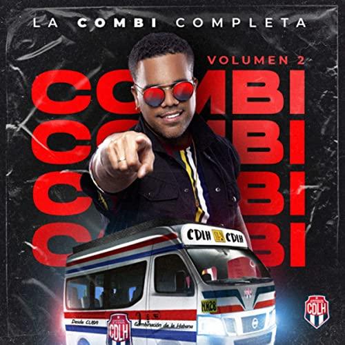 CD-Cover: La Combi Completa  (Vol 2)