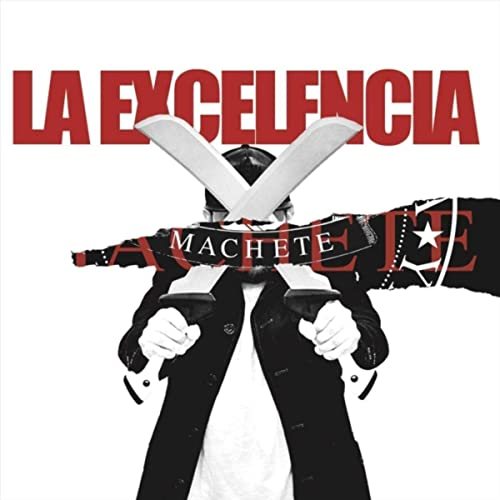 CD-Cover: Machete