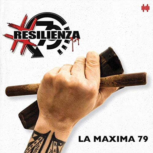 CD-Cover: #Resilienza