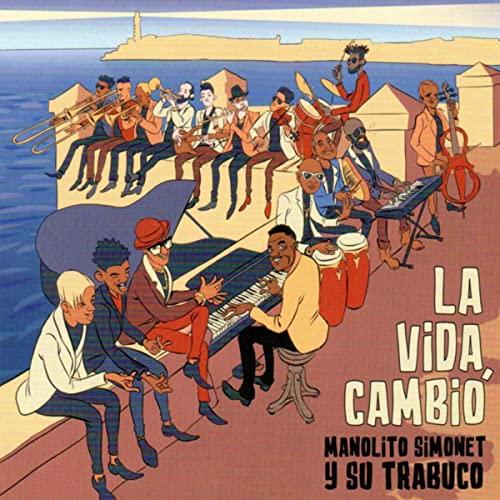 CD-Cover: La Vida Cambio