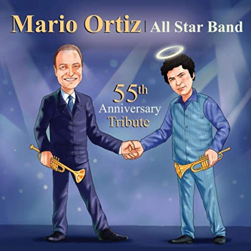 CD-Cover: 55th Anniversary Tribute