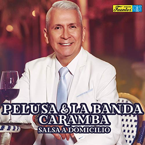 CD-Cover: Salsa A Domicilio