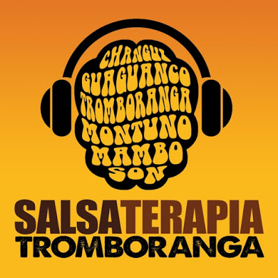 CD-Cover: Salsaterapia