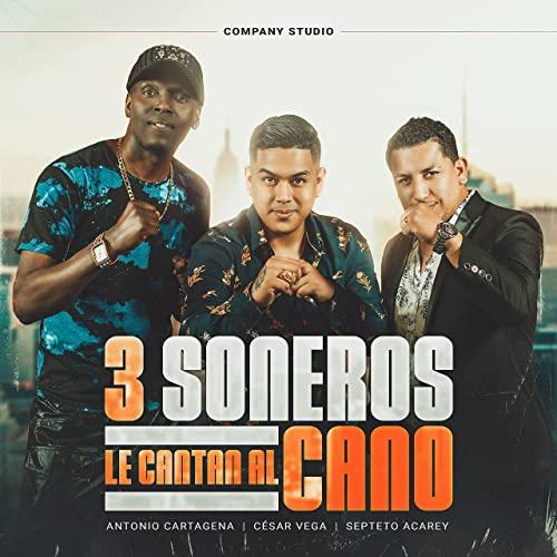 CD-Cover: Le Cantan Al Cano