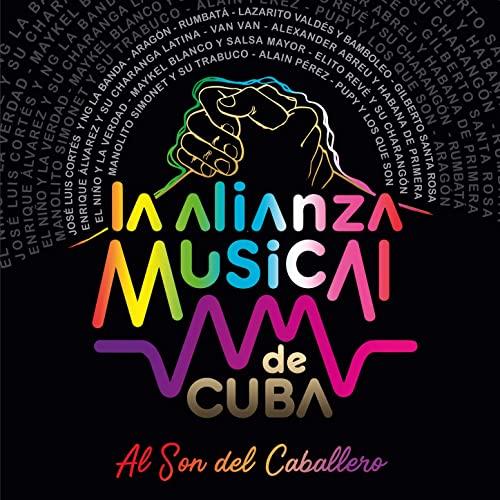 CD-Cover: Al Son Del Caballero