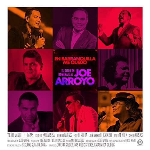 CD-Cover: En Barranquilla Me Quedo (Homenaje a Joe Arroyo)