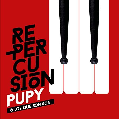 CD-Cover: Re-Percusión