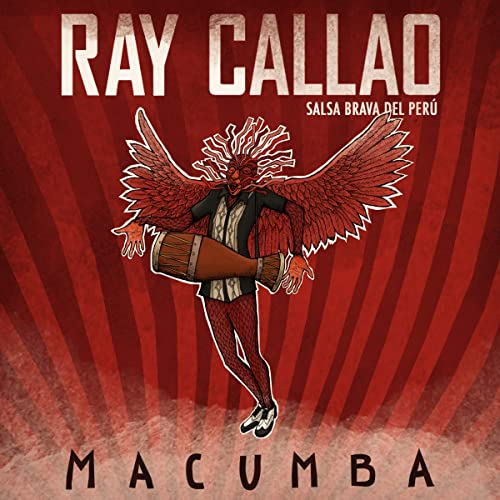 CD-Cover: Macumba