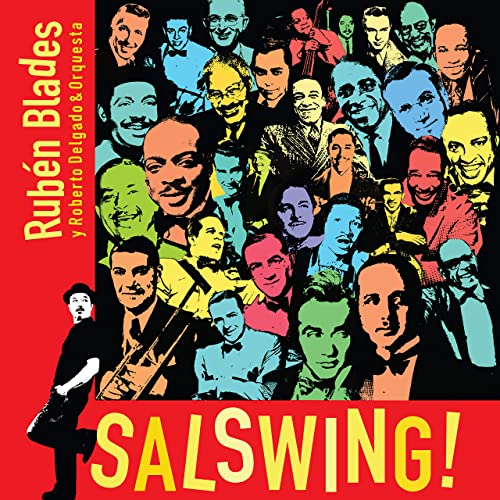 CD-Cover: Salswing!