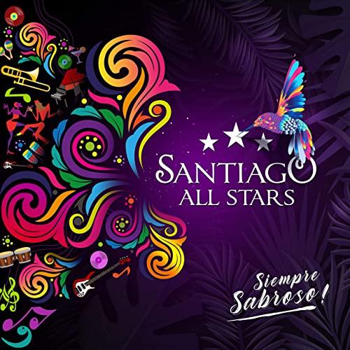 CD-Cover: Siempre Sabroso