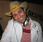 DJ Mouhi vom Bailamor Dresden