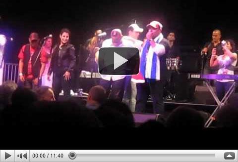 Elito Reve live in Berlin - De Que Estamos Hablando