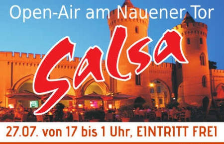 Salsa Open Air Nauener Tor