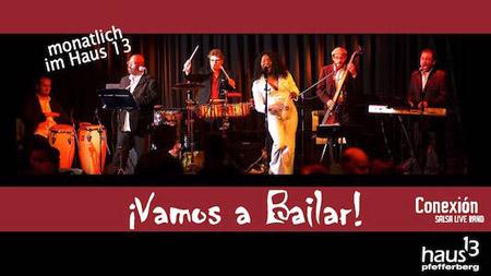 Salsa Party mit CONEXION feat. Mayelis