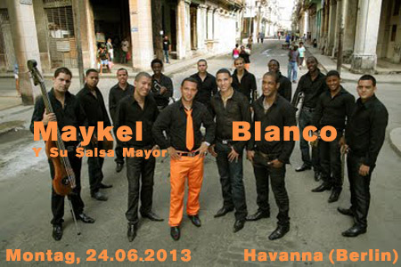 Maykel Blanco Y Su Salsa Mayor