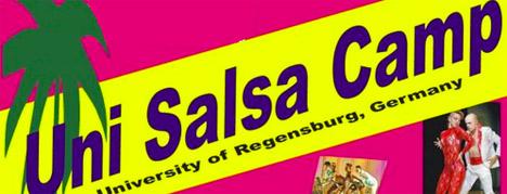 Uni Salsa Camp Regensburg, Salsafestival Regensburg