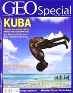 GEO Special 1/2009 - Kuba: Sonne, Salsa, Sozialisten. Ein Wegweiser durch den real existierenden Tourismus