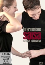 Lern-DVD - Intermediate Salsa