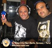 DJs Flori & Wilber ( Peru )