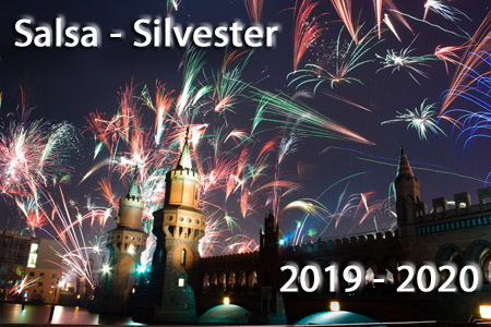 Salsa Silvester Partys